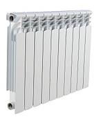 Радиатор биметаллический LEBERG HFS-500В