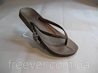 Вьетнамки Ipanema женские коричневые 81030 (20888)