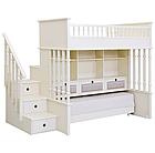 """Двухъярусная кровать с лестницей-комодом """"Кембридж"""", фото 3"""