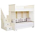 """Двухъярусная кровать с лестницей-комодом """"Кембридж"""", фото 4"""