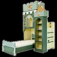 """Кровать """"Замок"""""""