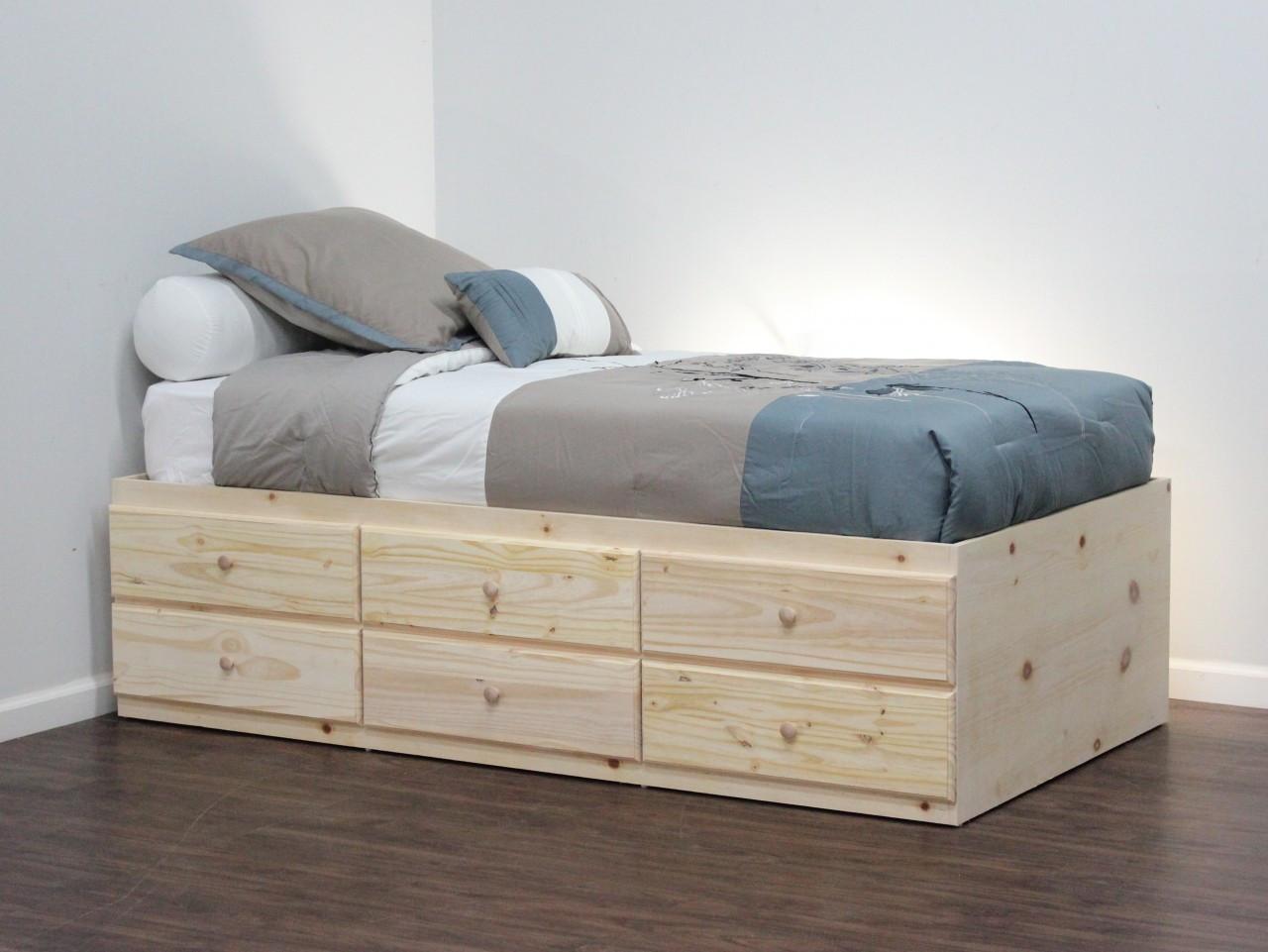 """Кровать """"Captain-1"""""""