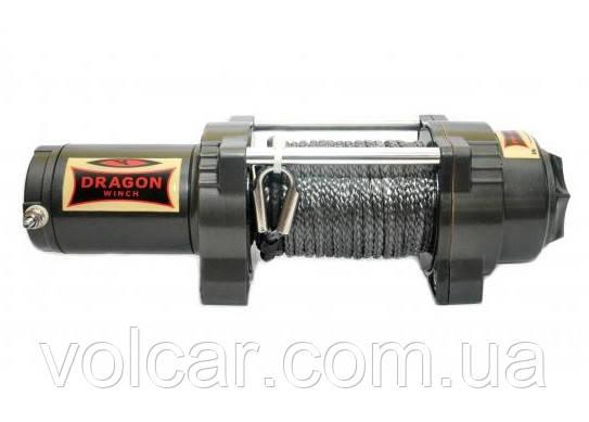 Электрическая лебедка Dragon Winch DWH 4500 HDL S ATV