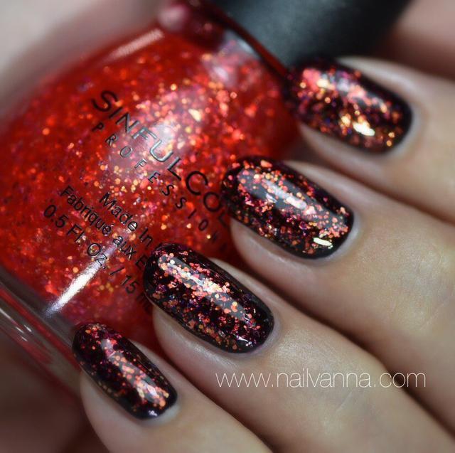 Лак для ногтей Sinful Colors Kylie Devil`s Stare