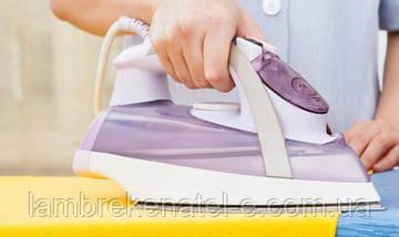 Как умело и безопасно гладить ламбрекен
