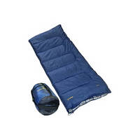 Спальный мешок Walrus индиго/черный L