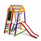 Спортивный комплекс для дома « BambinoWood Color Plus 3», фото 4