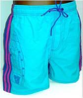 Мужские пляжные шорты Sesto Senso Lignano (плавательные купальные шорты, плавки, одежда для пляжа, пляжная)