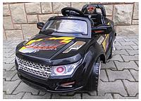 Детский электромобиль на аккумуляторе Jeep с пультом управления и музыкой МР3 (чудомобиль), фото 1