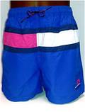 Мужские пляжные шорты Sesto Senso Viareggio (плавательные купальные шорты, плавки, одежда для пляжа, пляжная), фото 2