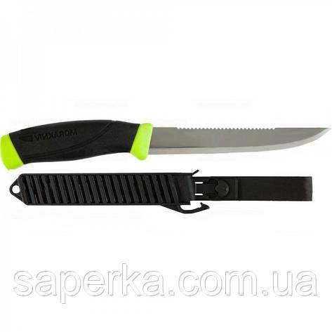 Нож Morakniv Fishing Comfort Scaler 150 11893, фото 2