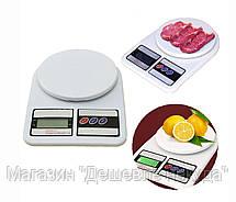 Весы ACS MS 400 до 10kg Domotec кухонный весы, фото 2