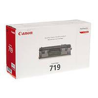 Лазерный черный картридж Canon 719  для принтеров Canon LBP-6300dn/6650dn, MF5580dn/5840dn, MF6140dn/6180dw