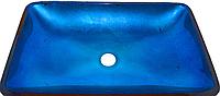 Умывальник прямоугольный стеклянный HC6021