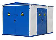 Комплектная трансформаторная подстанция столбовая (КТПС)
