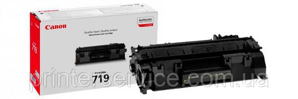 картридж Canon 719 (2662B002) для LBP-6300dn/6650dn и MF5580dn/ 5840dn