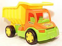 Большой игрушечный грузовик Гигант (без картонной коробки) (65005)