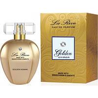 Женская парфюмированая вода La Rive GOLDEN WOMAN SWAROVSKI, 75 мл