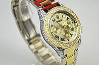 Женские наручные часы ROLEX Diamonds Combi, фото 1