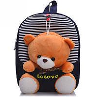 Детские рюкзачки в виде мягкой игрушки
