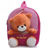 Детские рюкзачки в виде мягкой игрушки купить