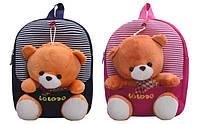 Детские рюкзачки для девочек