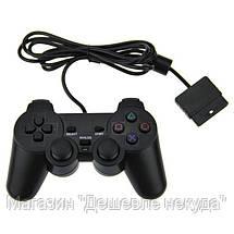 Джойстик PS2 проводной, джойстик для PS2 GamePad DualShock Sony PlayStation 2, игровой джойстик, фото 2