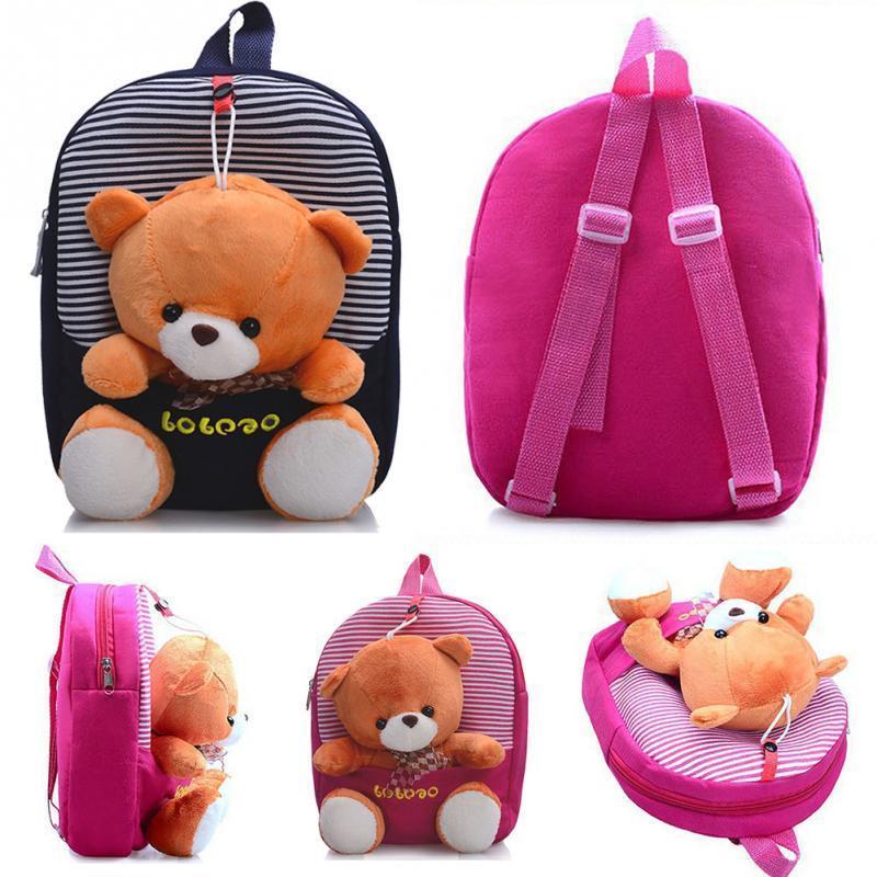 Магазин детских плюшевых рюкзаков рюкзак termit купить