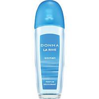 Женский парфюмированный дезодорант DONNA LA RIVE, 75 мл
