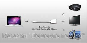 Конвертер с Mini DisplayPort на VGA, фото 2