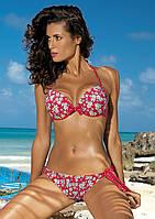 Молодежный пляжный купальник M 264 SYNDY (размеры S-2XL в расцветках)