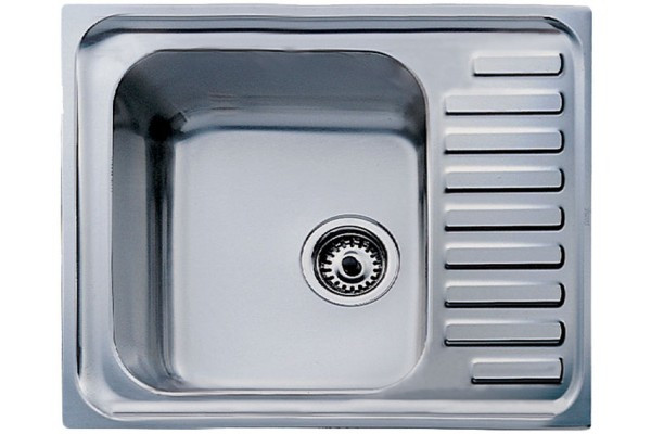 Кухонная мойка TEKA CLASSIC 1B полированная (PA133P3002 / 30000055)