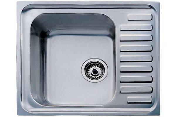 Кухонная мойка TEKA CLASSIC 1B полированная (PA133P3002 / 30000055), фото 2