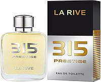 Мужская туалетная вода La Rive 315 Prestige, 100 мл