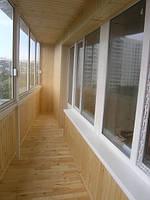 Балконы  «под ключ»