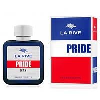 Мужская туалетная вода LA RIVE PRIDE, 100 мл