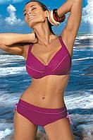 Раздельный купальник для большой груди (D, E, F, G в расцветках)