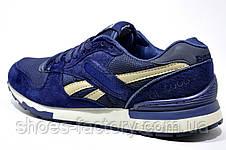 Мужские кроссовки в стиле Reebok GL 6000, SNE (Dark Blue), фото 3