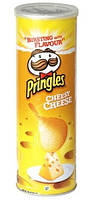 Чипсы  Pringles Cheesy Cheese, 165 гр