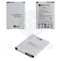 Аккумулятор BL-46ZH для мобильных телефонов LG K7 X210, (Li-ion 3.8 В 2125 мАч)