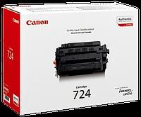 Картридж Canon 724 для LBP-6750dn black