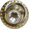 Светильник точечный 1720 R39 золото-хром  E14/ SGCH