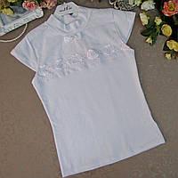 """Блузка школьная для девочек 8-14 лет. """"Matilda"""", Турция. Школьные фирменные блузки для девочек"""