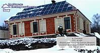 СЕС для зеленого 3 кВт*год СтартАП із можливістю розширення до 10 кВт*год