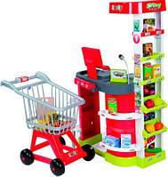 Интерактивный деткий супермаркет Smoby 350207