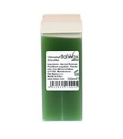 Воск в картридже ItalWax Хлорофил, 100 мл