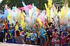 Свято Holi Fest в честь дня Молоді!