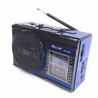 Радиоприемник GOLON RX-9009 USB/SD/FM + фонарь