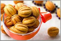 Основные ингредиенты для приготовления печенья в орешнице