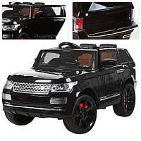Детский джип Land Rover M 3153EBRS-2 черный